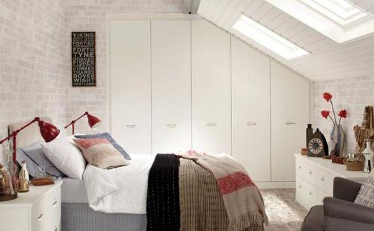Cantare Range White Bedroom