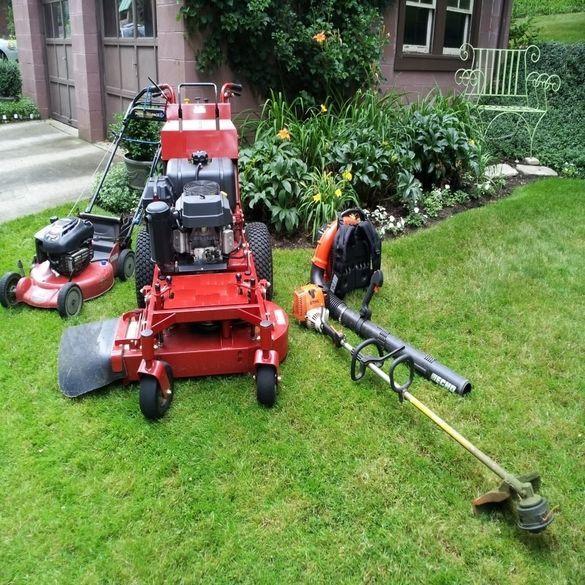 Grounds Maintenance Roanoke Va Lawn Care Backyard Landscaping Lawn Service