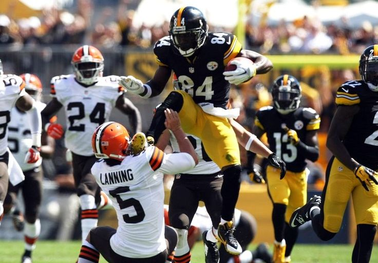 Steelers vs. Browns: Five questions with Dawg Pound Daily