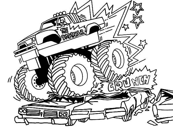 Check More At Https Bo Peep Club Blue Thunder Monster Truck Coloring Pages Monster Truck Coloring Pages Truck Coloring Pages Monster Trucks