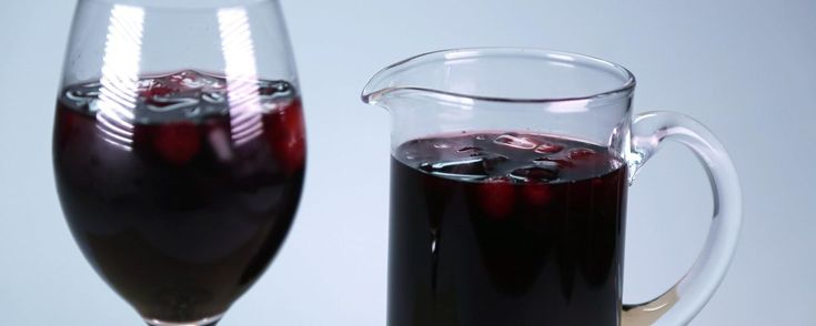 Where's My Refund Red Sangria Recipe | The Chew - ABC.com