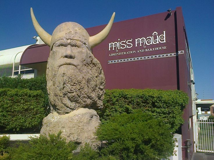 This is the administration office and bakehouse of successful #Perth restaurant chain Miss Maud. It's in the inner city suburb of Northbridge.