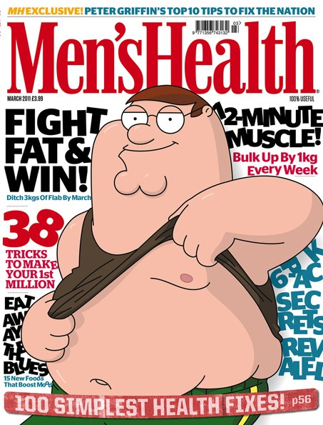 Best Mens Health ever