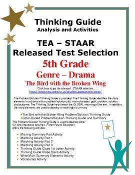 STAAR Release Analysis & Activities: The Bird with a Broke