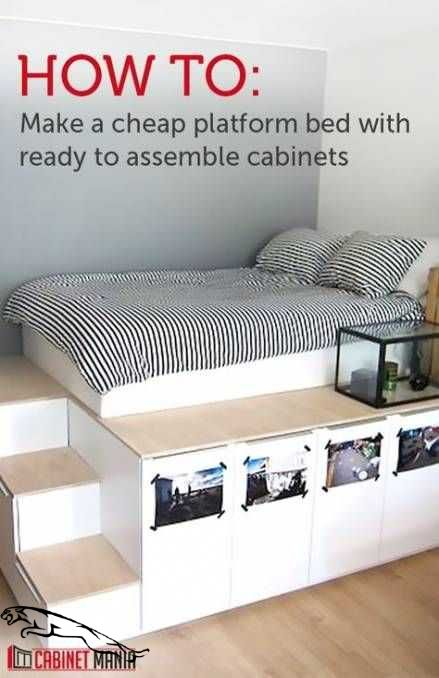29 ideas bedroom storage furniture diy platform bed for 2020 29 ideas bedroom storage furniture diy platform bed for 2019 #diy #bedroom #furniture #storage #bedroomstorageideas