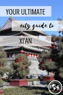Xi'an China 24 hours