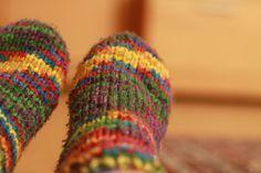 Kostenlose Anleitung für Socken &#9829 lerne Babysocken stricken &#9829 für Anfänger und Fortgeschrittene eine ausführliche Erklärung