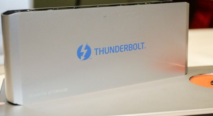 How Thunderbolt 3 and USB Type-C Connector Came Together, Adding 40 Gbps Speeds As the computer, tablet and smartphone industries...