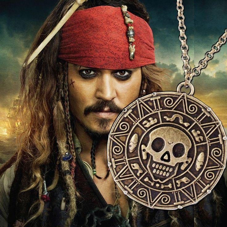 Řetízek Piráti z Karibiku  - Aztécké zlato - OriginalzFilmu.cz