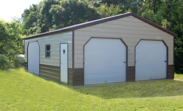 Prefab Garages Direct From The