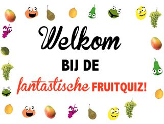 Fruitquiz