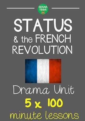 lesson plans french revolution