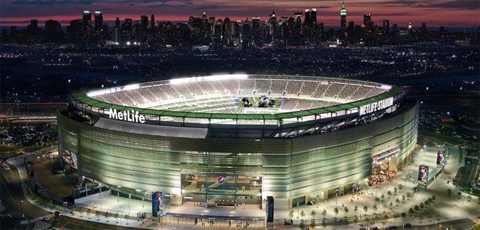 Super Bowl XLVIII Facilities Staff Are Going Green at MetLife Stadium