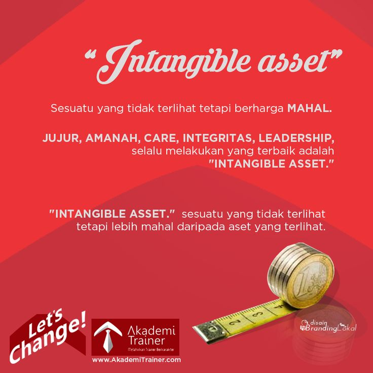 """""""Intangible asset"""""""