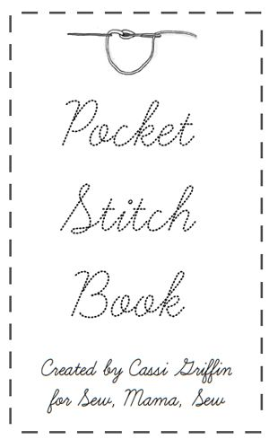 In this little guide you will find basic stitches that can be a little tricky to remember if you don't stitch often; there are outlining stitches, decorative stitches and filling stitches.