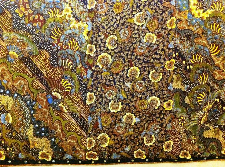 Magnificent Madura: The Classic Approach on Tulungagung Batik