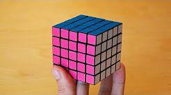 como armar el cubo rubik 5x5 - YouTube