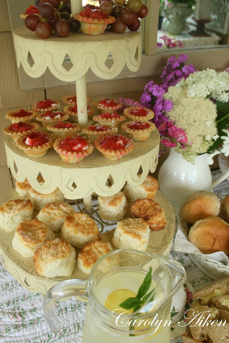 scones, one of my favorite treats, especially with jam and clotted cream!