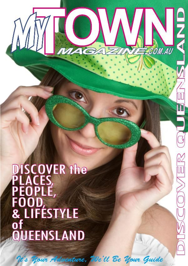 Discover My Town Magazine, Queensland Edition February/March 2017