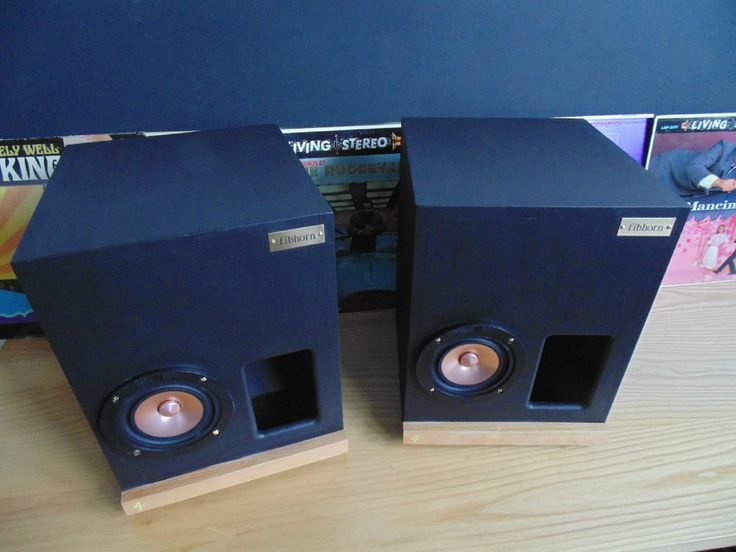 FIB HORN 4mkb4 AUDIOPHILE SPEAKER with MARKAUDIO or TANG BAND driver