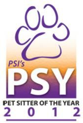 Pet Sitters International Announces Finalists for 2012 Pet Sitter of the Year™ Award