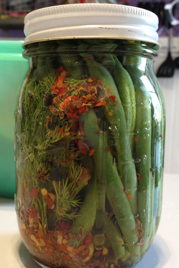 Time: 3-5 days Note that this recipe can also work for cucumber spears, carrot sticks, or small cauliflower florets, and that it's very easy to double, triple, or scale this to create as many jars as you need. These…