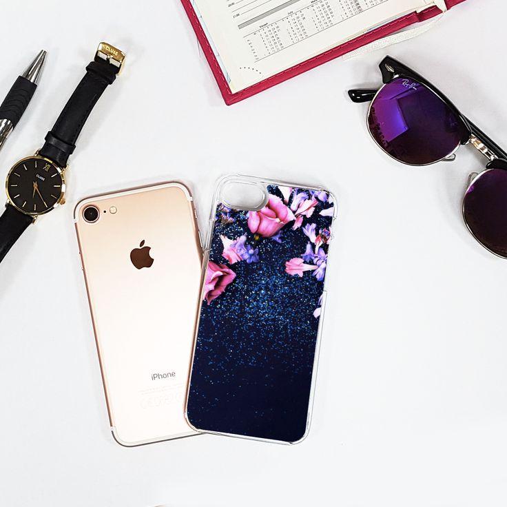Romantyczna propozycja.  #rose #roses #etui #case #obudowa #telefon #phone #romantic