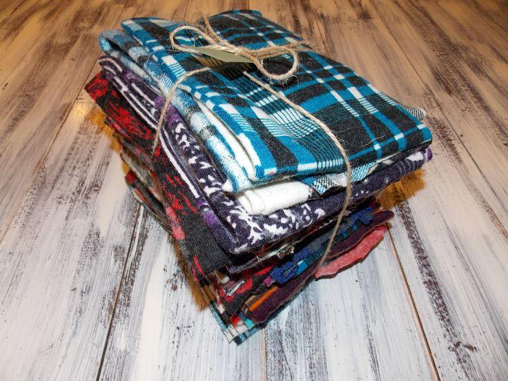 1000g (2,20 lb) Scraps of fabrics
