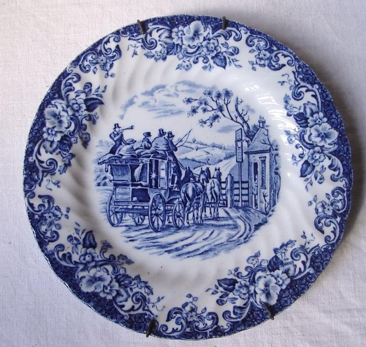28 best porcelana vajillas images on pinterest dish - Johnson brothers vajilla ...