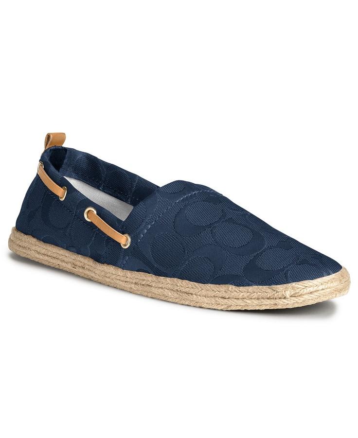 Coach Wedge Tennis Shoes