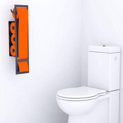 Les 25 meilleures id es de la cat gorie derouleur papier - Support papier toilette design ...