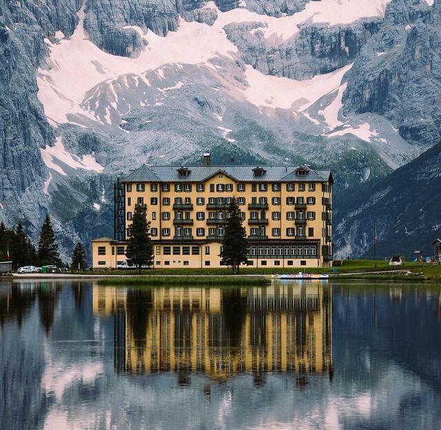 Grand Hotel Misurina Italy