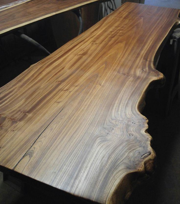 1000 ideas about wood vanity on pinterest vanities for Wood slab ideas