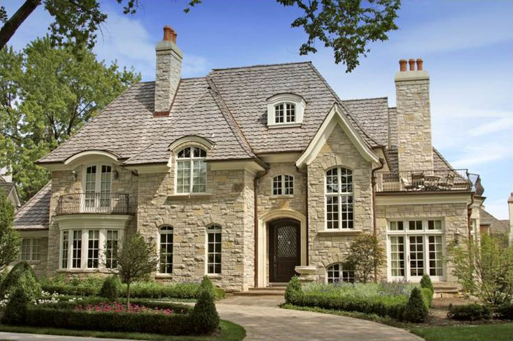 ordinary estate homes #4: 6000 + two story home plans | WATERFORD CUSTOM-DESIGNED ESTATE HOMES AT  PENDLETON HILL | Dream Home | Pinterest | Single family, House and Stone  houses