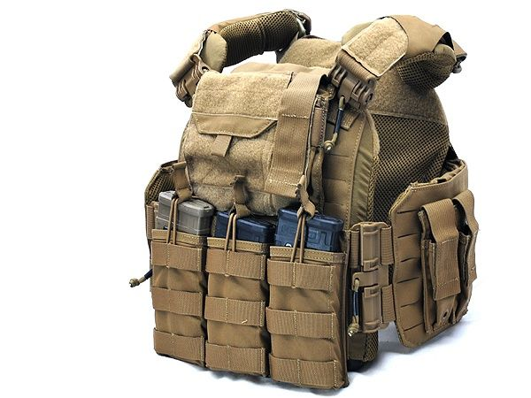 Strandhogg MBAV plate carrier First Spear Tactical