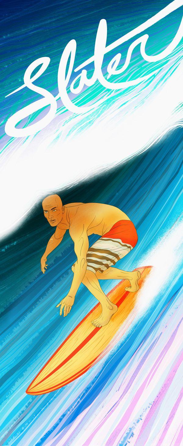 @KellySlater #Surfing #Surfer