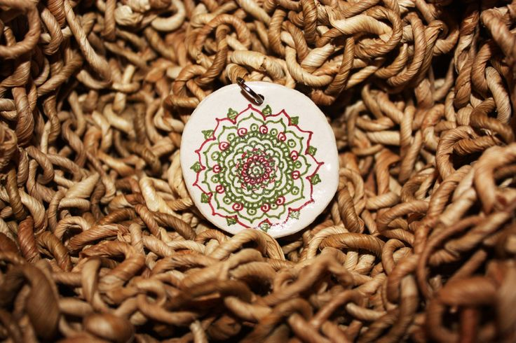 mandala medallion