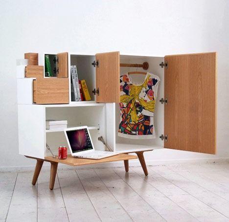 Revista de Arquitectura y Diseño – PERUARKI » Diseño de Gabinete modular por KamKamRevista de Arquitectura y Diseño – PERUARKI