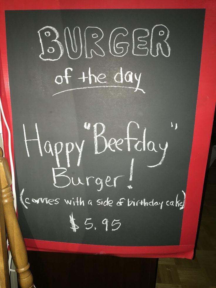 Bob's Burgers party