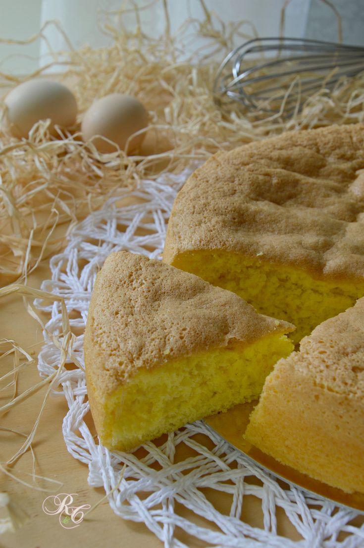 Pan di Spagna di Massari  http://blog.giallozafferano.it/rafanoecannella/pan-di-spagna-di-massari/