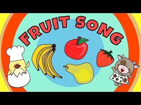 The Fruit Song | Learn fruits | Learning Songs for Children | elearnin This is an easy song that introduces fruits to children. Make kids watch this fruits v...
