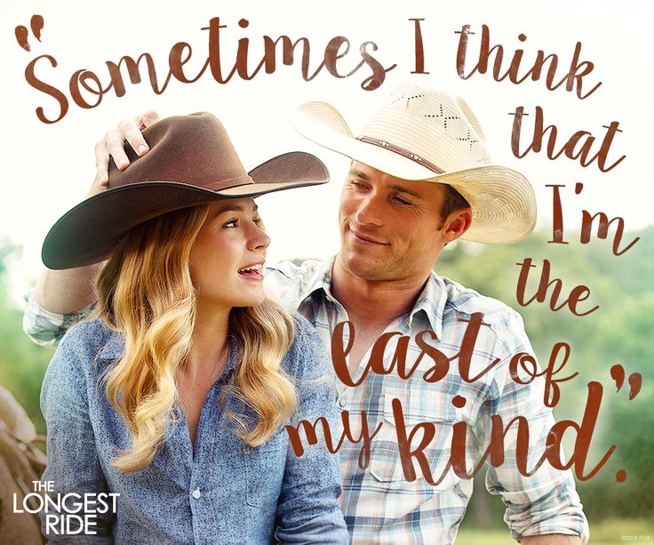 Can love work when you come from such different worlds? #LongestRide