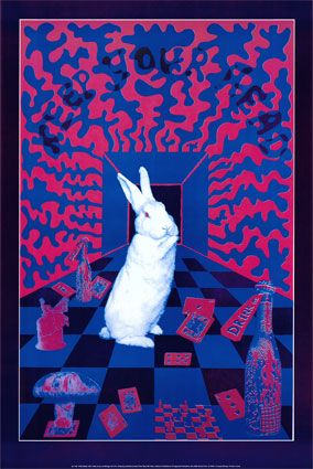 white rabbit Jefferson Airplane 1967