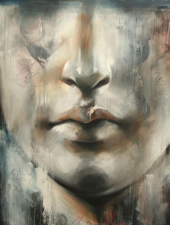 """Saatchi Online Artist: Carl White; Oil, Painting """"for Apollo"""""""