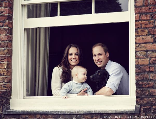 Prince George of Cambridge stars in newly released photos - hellomagazine.com