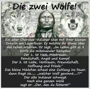 Indianerweisheit – Joerg Schneider
