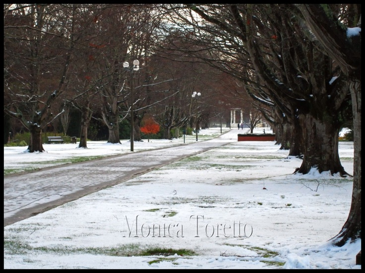 Queens Park - Invercargill, NZ
