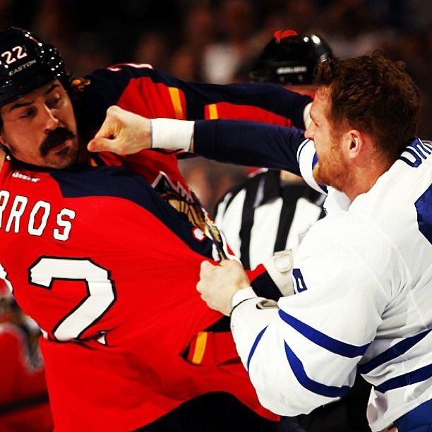 Great shot of the Orr & Parros tilt
