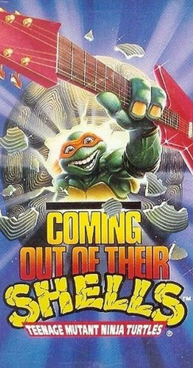 Directed by Lorenzo Jordan, Thomas White. With Gregory Garrison, Roger Kachel, David Shatraw, Ronn K. Smith. With the help of the fans and April O'Neil, the Ninja Turtles have to stop Shredder and Baxter Stockman from destroying all of the music in the world.