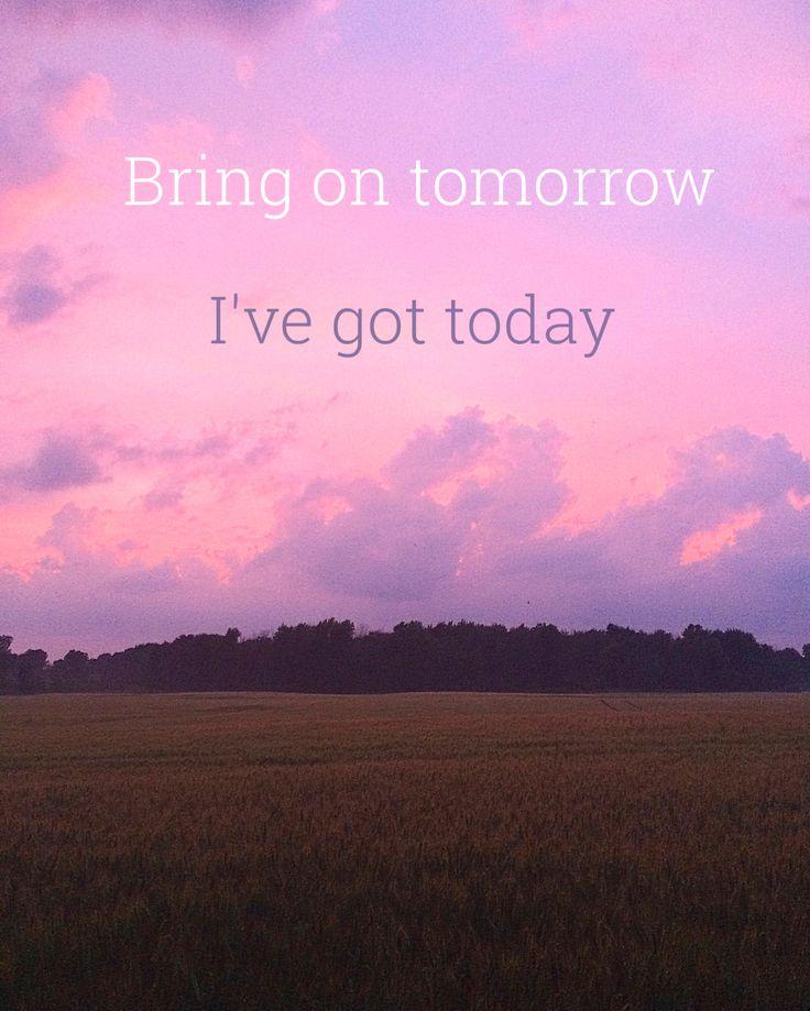 Brad Paisley - Today Lyrics